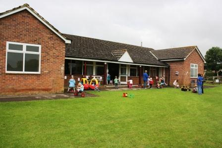 Outdoor Play on the Lye Field